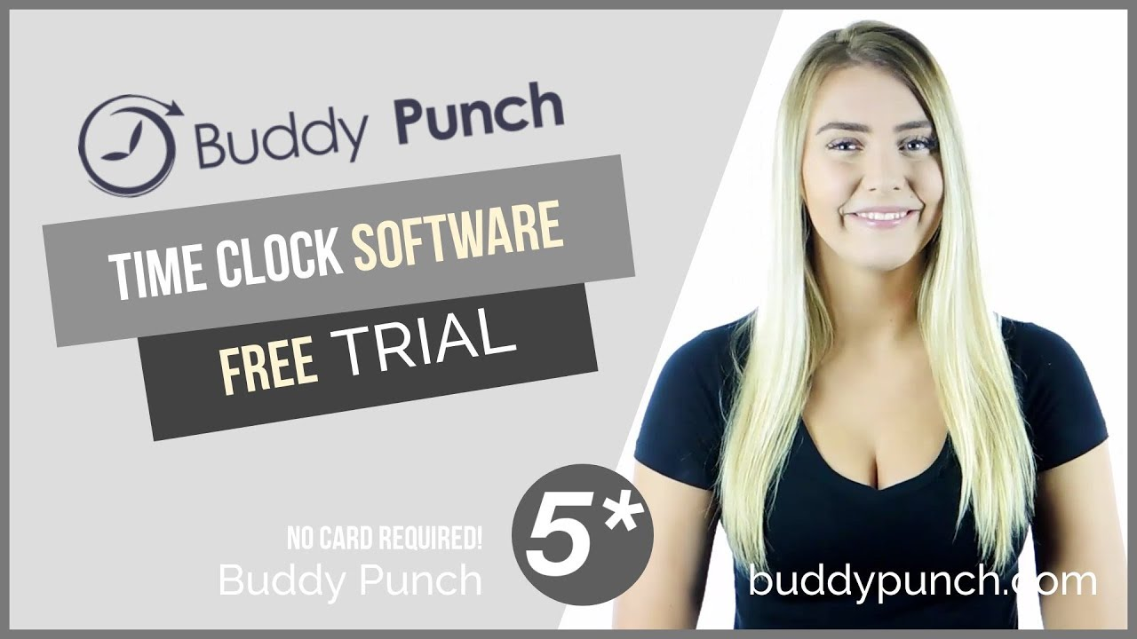 Buddy Punch Time Clock Software