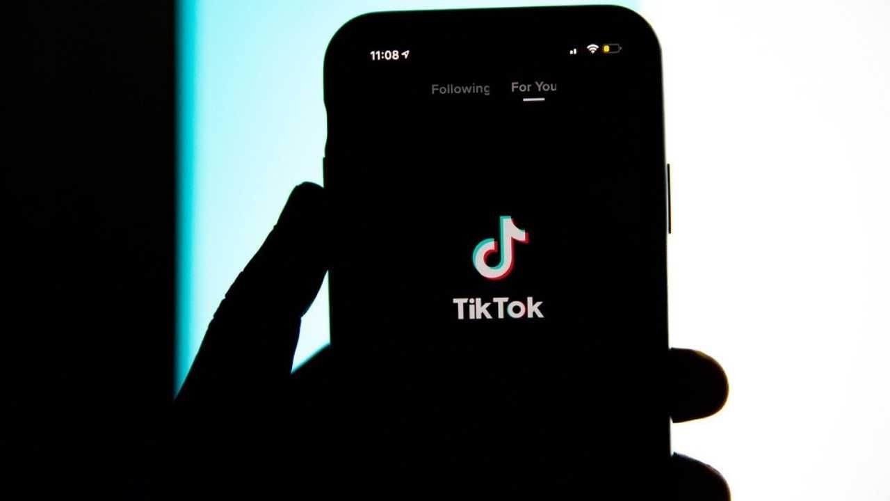 Chinese version of TikTok