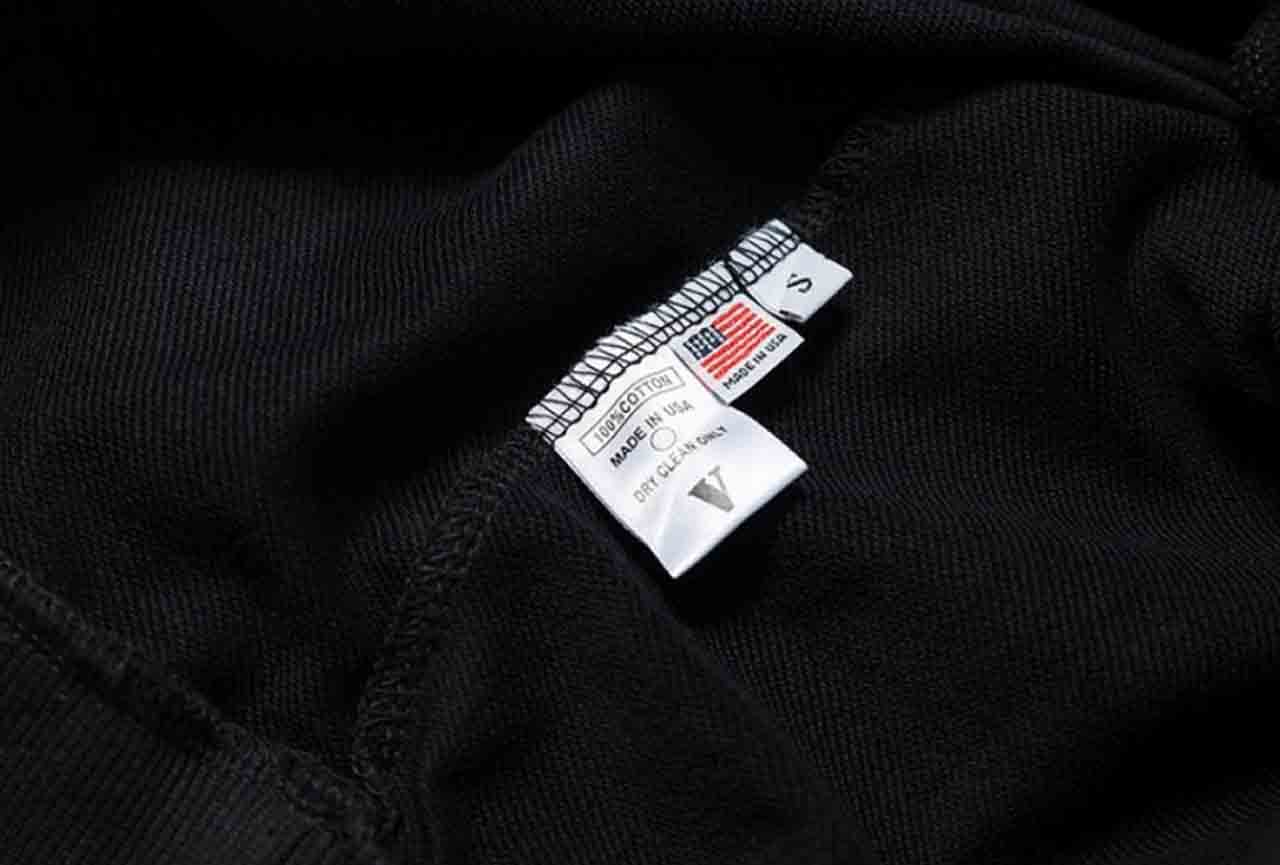 How to clean Vlone clothes and accessories